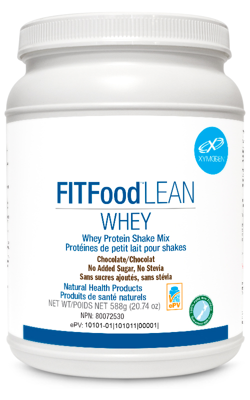 FIT Food™ Lean Whey Chocolate No Added Sugar No Stevia